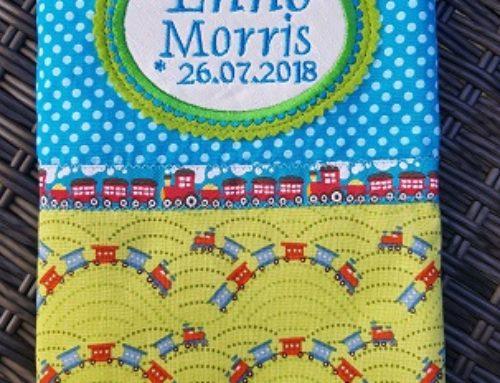 U-Hefthülle für Enno Morris…