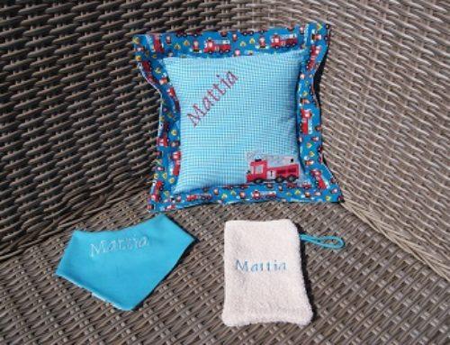 Geschenke zur Geburt von Mattia…