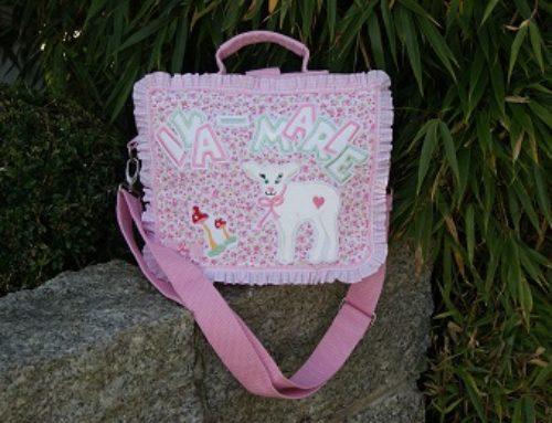 Kindergarten- Rucksack für Iva- Marie…