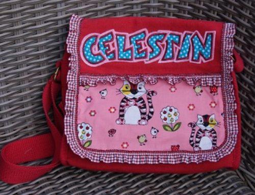 Kindergarten- Tasche für Celestin…