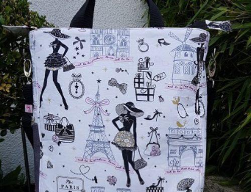 Eine Tasche für das Töchterchen :-)