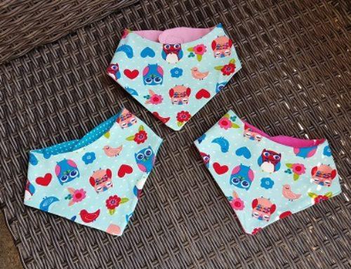 Dreieckstücher für Mädels :-)