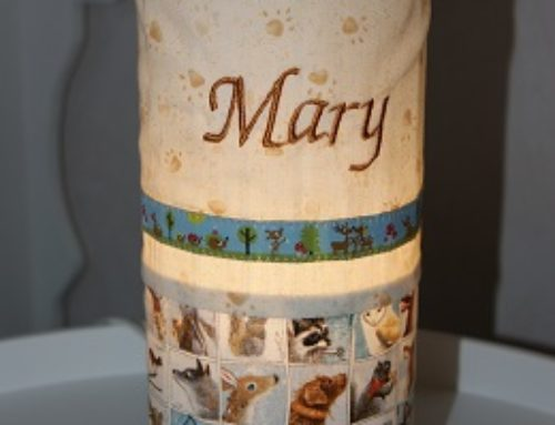 Zum 1. Geburtstag von Mary…