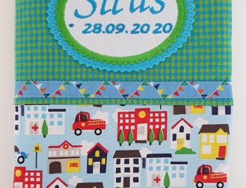 U-Hefthülle für Silas