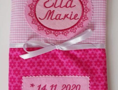 Geschenke zur Geburt für die kleine Ella Marie