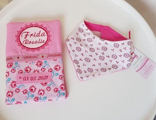 Geschenke zur Geburt für Frida Rosalie