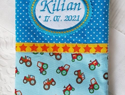 U-Hefthülle für Kilian